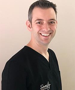 Brett Garner BMedSci (Biomaterials) BDS (Birm.) Principal Dentist – GDC Reg: 79898